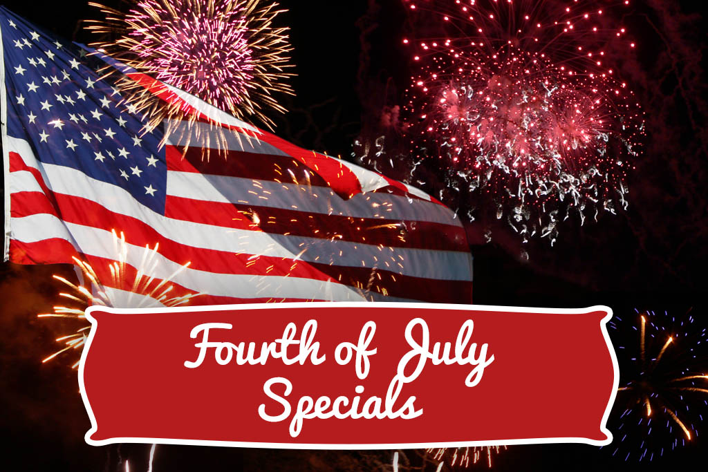Fourth Of July Specials Gastonia