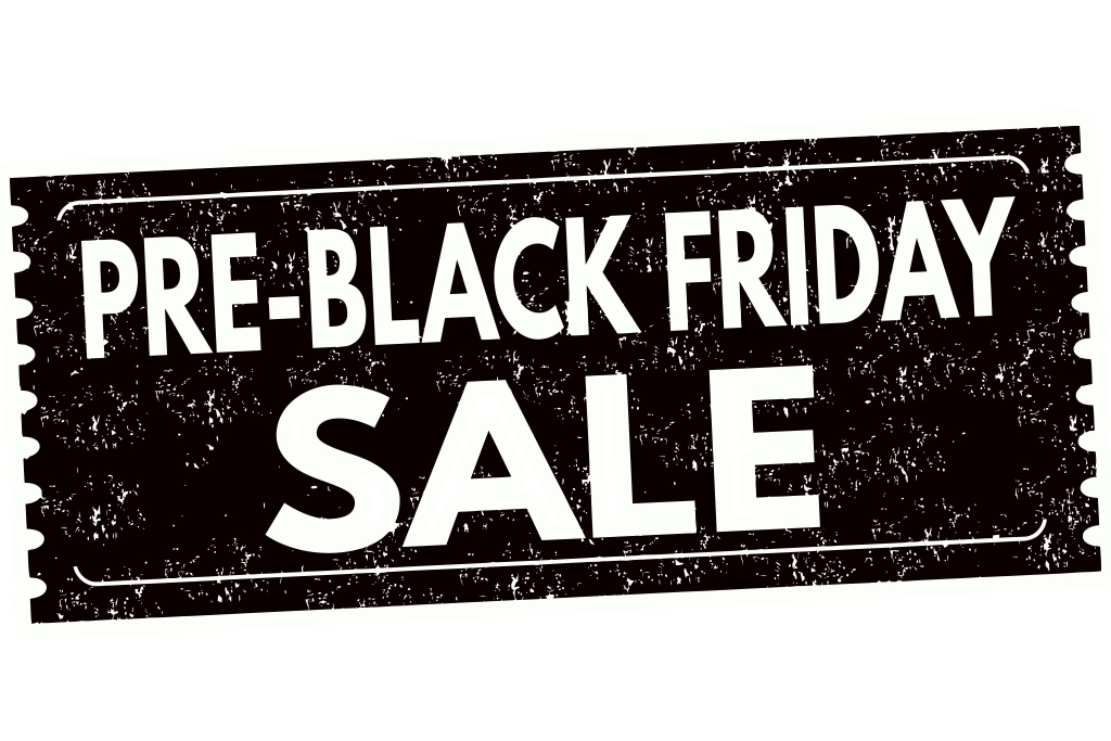 Pre Black Friday Sale Gastonia