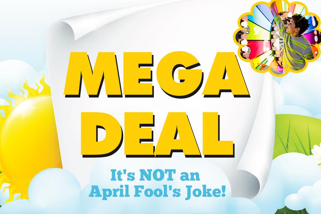 April Mega Deal Gastonia